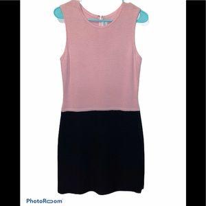 St John Collection Sleeveless Knit Tank Dress